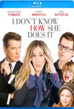 I Don't Know How She Does It (Blu-ray Disc) 2011
