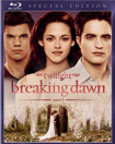 The Twilight Saga: Breaking Dawn - Part 1 (Blu-ray Disc) (Special Edition) (Enhanced Widescreen for 16x9 TV) (Eng/Spa) 2011