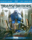 Transformers: Dark of the Moon (Blu-ray 3D) (Ultimate Edition) (Ultraviolet Digital Copy) 2011