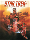 Star Trek II: The Wrath Of Khan (BD+DVD+UV) (Blu-ray Disc) (Steelbook) (Only @ Best Buy)