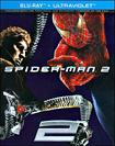 Spider-Man 2 (Ultraviolet Digital Copy) (Blu-ray Disc) 2004