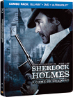 Sherlock Holmes: Game Of Shadows (Best Buy Exclusive) (Blu-ray Disc)