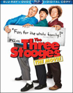 The Three Stooges (Blu-ray Disc) (Digital Copy) (Eng/Spa/Fre) 2012