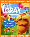 Dr. Seuss' The Lorax (Blu-ray Disc) (2 Disc) (Ultraviolet Digital Copy) (Eng/Spa/Fre) 2012