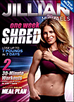Jillian Michaels: One Week Shred (DVD) 2014