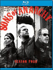 Sons of Anarchy: Season 4 [3 Discs] [Blu-ray] (Boxed Set) (Blu-ray Disc) (Eng)