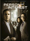 Person of Interest: The Complete First Season [6 Discs] (DVD) (Eng/Por)