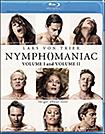 BD-NYMPHOMANIAC:VOL I & VOL II (Blu-ray Disc)