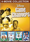 Disney Game Changers: 4-Movie Collection [4 Discs] (DVD)