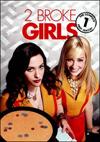 2 Broke Girls: The Complete First Season [3 Discs] (DVD) (Eng/Por)