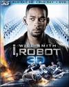 I, Robot (Blu-ray 3D) 2004