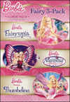 Barbie: Fairy (3 Disc) (DVD)
