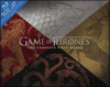 Game of Thrones: The Complete First Season Premium Edition Gift Box [8 Discs] [Blu-ray/DVD] (Blu-ray Disc)
