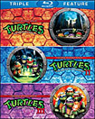 Teenage Mutant Ninja Turtles Triple Feature [3 Discs] [Blu-ray] (Blu-ray Disc) (Enhanced Widescreen for 16x9 TV) (Eng/Fre)