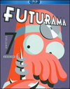 Futurama 7 (2 Disc) (blu-ray Disc) 6979483
