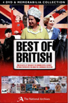 Best Of British Memorabilia Set (4 Disc) (DVD) (Boxed Set)
