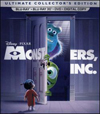 Monsters, Inc. (Blu-ray 3D) (3-D) (Collector's Edition) 2001