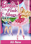 Barbie in The Pink Shoes (DVD) 2013