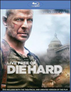 Live Free or Die Hard (Blu-ray Disc) (2 Disc) (Eng/Fre/Spa) 2007