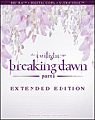 The Twilight Saga: Breaking Dawn - Part 1 (Blu-ray Disc) 2011