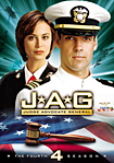 JAG: The Fourth Season [6 Discs] (DVD)