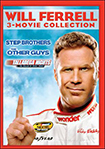 WILL FERRELL 3 MOVIE COLLECTION (DVD) (3 Disc)