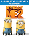 Despicable Me 2 (Blu-ray 3D) 2013