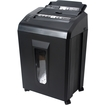 Royal Sovereign - 75 Sheet Auto Feed-7 Sheet Manual Feed-Level 4 Security- Micro Cut Shredder - Black