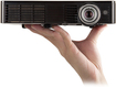 ViewSonic - DLP Projector - 720p - HDTV - 16:10 - Black