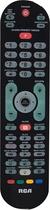 RCA - 4-Device Universal Remote - Black