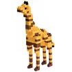 Ohio Art - nanoblock Animals Level 3 - Giraffe: 130 Pcs
