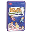 University Games - Five Little Monkeys Jumping on the Bed Card Game Tin