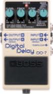 Boss - Delay Pedal
