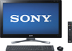 """Sony - 24"""" Touch-Screen All-In-One Computer - 8GB Memory - 1TB Hard Drive"""