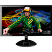 "AOC - 23"" Widescreen Flat-Panel LED HD Monitor - Glossy Piano Black"