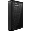 WD - My Passport 500GB External USB 3.0/2.0 Portable Hard Drive - Black