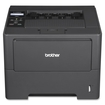 Brother - HL-6180DW Wireless Black-and-White Printer - Black