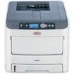 Oki - LED Printer - Color - 1200 x 600 dpi Print - Plain Paper Print - Desktop
