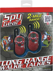 Spy Gear - Long-Range Walkie Talkies