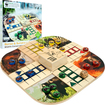 Trademark - Terra Wildlife Conservation Collection Zoo Animals Ludo Board Game