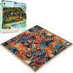 Trademark - Terra Wildlife Conservation Collection Zoo Animals Ladder Game