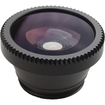 Agptek - Fisheye Lens for Apple iPhone 4 4S Nano 4G - Black