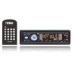 Naxa - NCA-649 Car Audio In-Dash AM/FM Stereo CD/MP3 Player/Receiver with Aux input