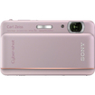 Sony - Cyber-shot 18.2 Megapixel Compact Camera - Pink