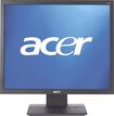"Acer - 17"" Flat-Panel TFT-LCD Monitor - Black"