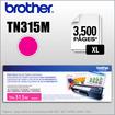 Brother - TN315M XL High-Yield Toner Cartridge - Magenta