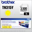 Brother - Tn315Y High Yield Yellow Toner - Yellow