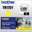 Brother - Laser Hl-4040Cdw Hl-4040Cn Mfc-9440Cn Yellow - 4000 Page Yield