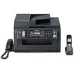 Panasonic - Laser All in One Multifunction Printer - Monochrome - Plain Paper Print - Desktop - Black