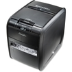 Swingline - Stack-and-Shred Personal Shredder - Black
